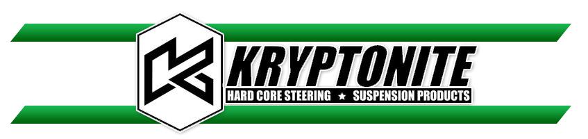 Kryptonite Steering & Suspension Products for Duramax Diesel