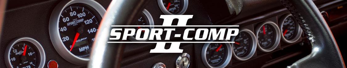Auto Meter Sport Comp II Gauges