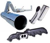 2003 - 2007 5.9L Dodge Cummins - Exhaust Systems - 03-07 Dodge 5.9L Cummins