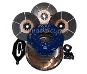 South Bend Clutch - Heavy Duty Clutch Kits - 98.5-02 Dodge 24V - Competition Triple Disc - 98.5-02 Dodge 24V