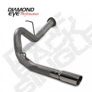 Diamond Eye - GM Duramax LML LGH - DPF Back Exhaust - GM Duramax LML LGH