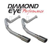 Exhaust Systems - 2011+ Ford 6.7L - Diamond Eye - 2011+ Ford 6.7L