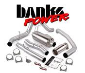 Exhaust Systems - 03-07 Ford 6.0L - Banks - 03-07 Ford 6.0L