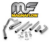 Exhaust Systems - 99-03 Ford 7.3L - MagnaFlow - 98-03 Ford 7.3L
