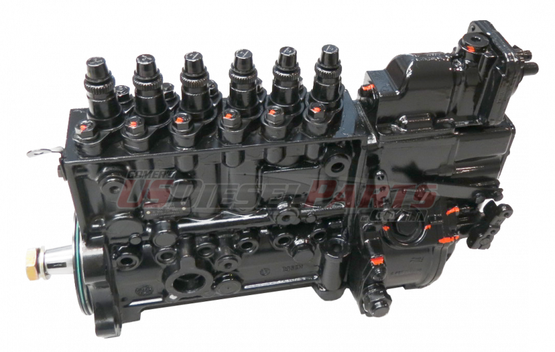 injection pump dodge 5 9l 12v p7100