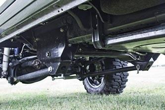 link suspension lift kit   dodge ram  wd diesel