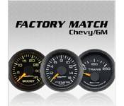 Auto Meter Competition Instruments - Factory Match Chevy/GM
