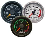 Gauges & Gauge Holders - 08-10 Ford 6.4L - Gauges - 08-10 Ford 6.4L