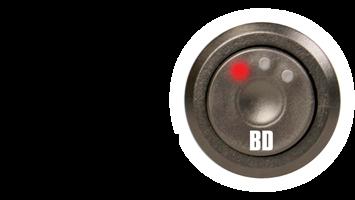 BD Diesel 1057705 Throttle Sensitivity Booster Switch
