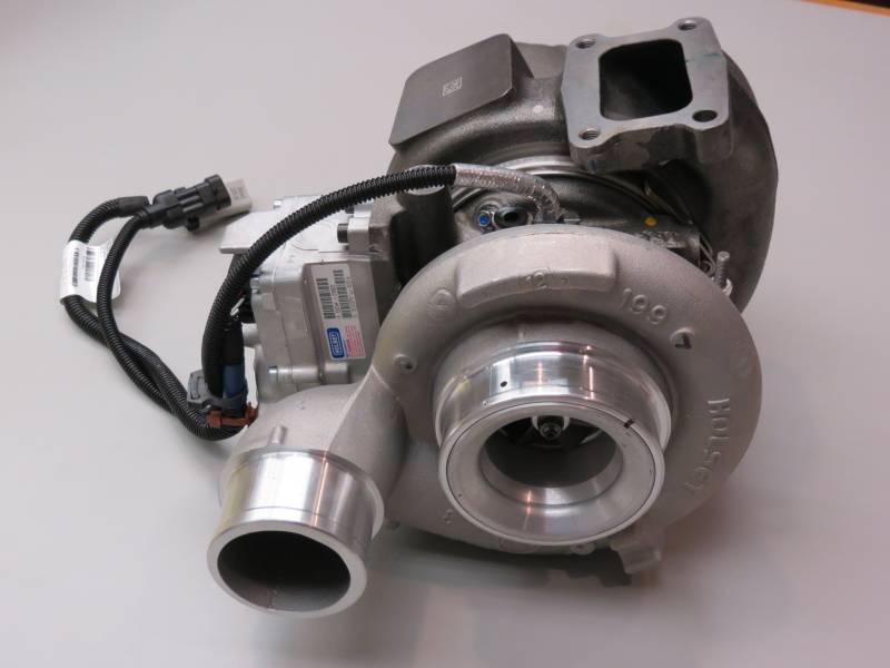 Holset Turbocharger Dodge 6 7l New