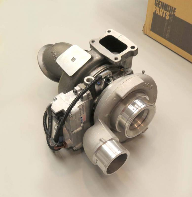 Holset Turbocharger Dodge 6 7l New