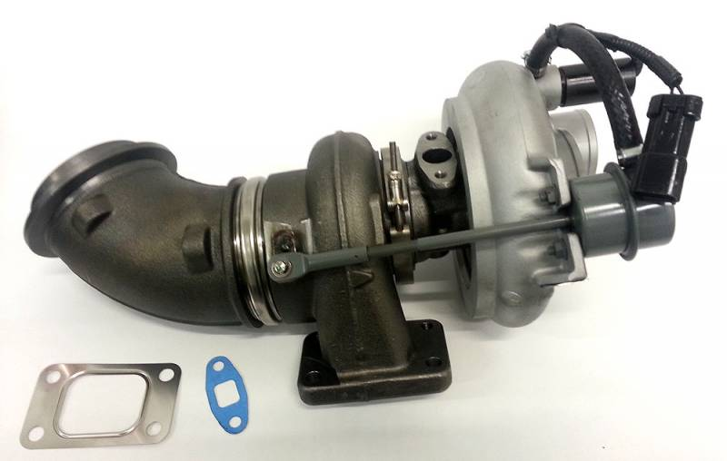 HE351CW Turbocharger  New  04507    Dodge    59L AutoManual