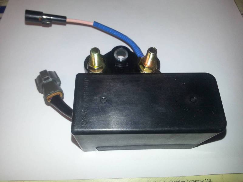 air intake heater relay