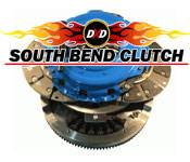 Transmissions - Dodge 6.7L - South Bend Clutch - Heavy Duty Clutch Kits - Dodge 6.7L