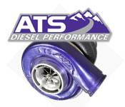 High Performance Turbos - 03-07 Dodge 5.9L - ATS High Performance Turbochargers for 2003 - 2007 Dodge 5.9L Cummins