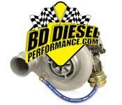 High Performance Turbos - 03-07 Dodge 5.9L - BD High Performance Turbochargers for 2003 - 2007 Dodge 5.9L Cummins