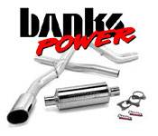 Exhaust Systems - 98.5-02 Dodge 24V - Banks - 98.5-02 Dodge 24V