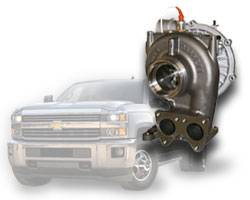 Turbochargers - Chevy / GMC Turbochargers