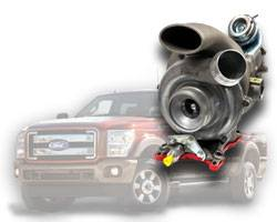 Turbochargers - Ford Turbochargers