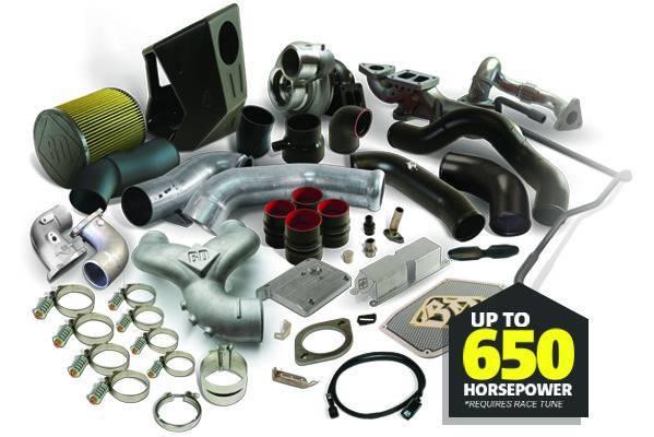 S400 Turbo Kit