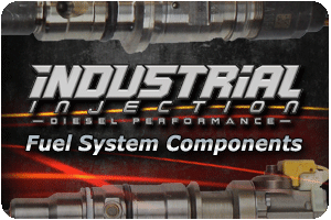 Industrial Injection Fuel System Components