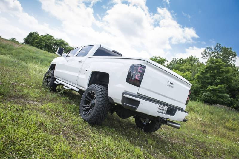 c38n zone offroad 3 adventure series lift system 2011 18 chevy gmc 2500hd 3500hd 4wd with