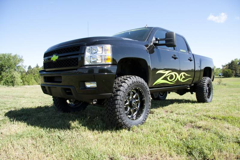"C13N - Zone Offroad - 5"" Suspension System - 2011-16 Chevy ..."