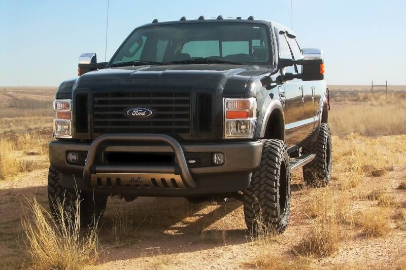 """F34 - Zone Offroad - 6"""" Radius Arm Suspension System - 08-10 Ford F250/F350 W/O Factory Top ..."""