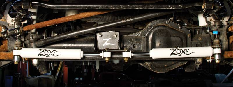 7350 - Zone Offroad - 05-17 Ford F250/F350 Dual Steering ...