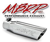 Exhaust Tips - 94-98 Dodge 5.9L - MBRP Exhaust Tips - 94-98 Dodge 5.9L