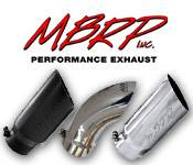 Exhaust Tips - 03-07 Ford 6.0L - MBRP Exhaust Tips - 03-07 Ford 6.0L