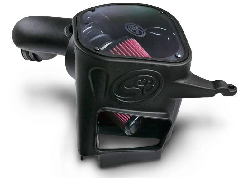 S U0026b Cold Air Intake Dodge 6 7l