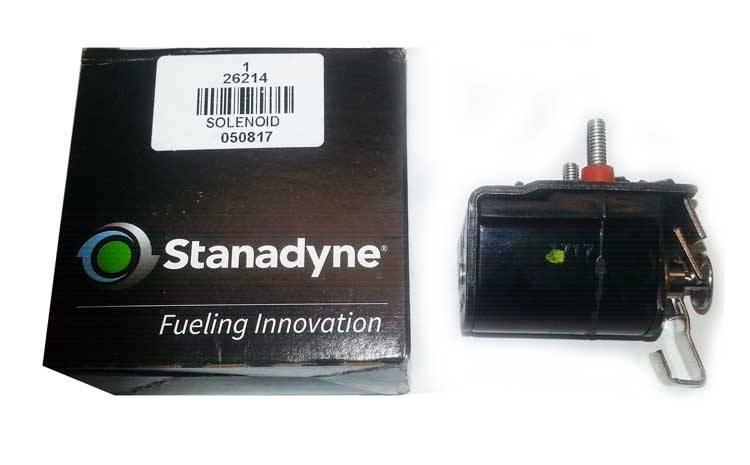 Dodge Ram Ecodiesel >> 12V Fuel Shut Off Solenoid - For Stanadyne Fuel Injection ...