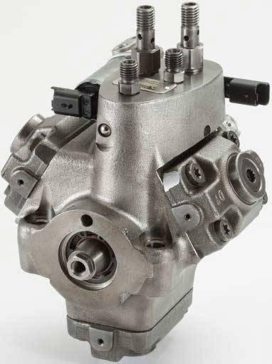 Reman High Pressure Fuel Pump With Installation Kit 07