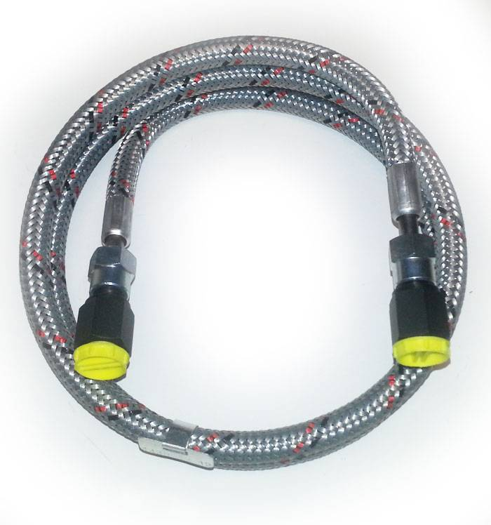 4 5 ft Emergency Flexible Fuel Injection Line - Multiple