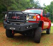 Bumpers - GMC Bumpers