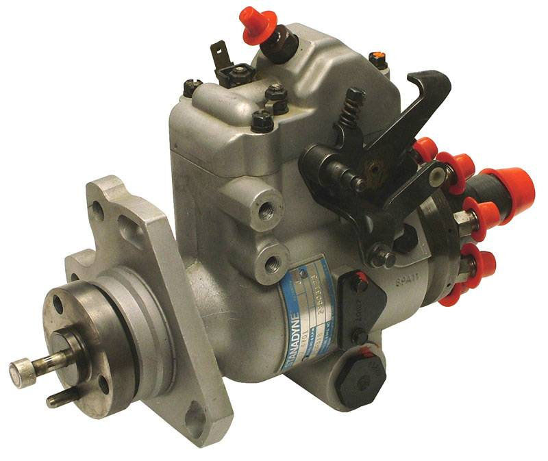 Reman DB2 Injection Pump - 1982-88 Chevy GMC 6 2L Heavy Duty