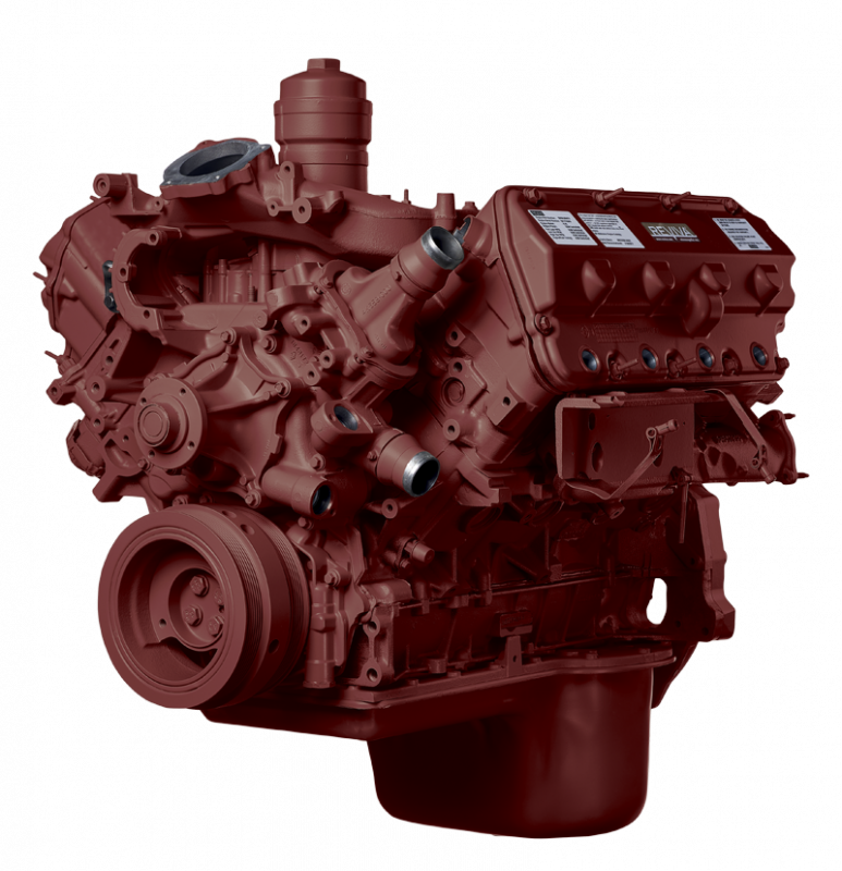 Reviva Reman Long Block Engine