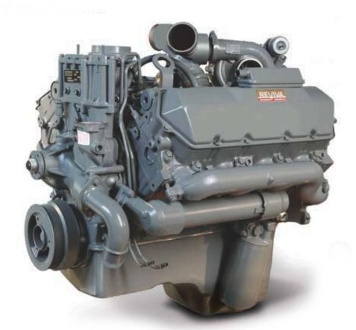 Reviva Long Block Supreme Engine Ford 7 3l 59f4m215f