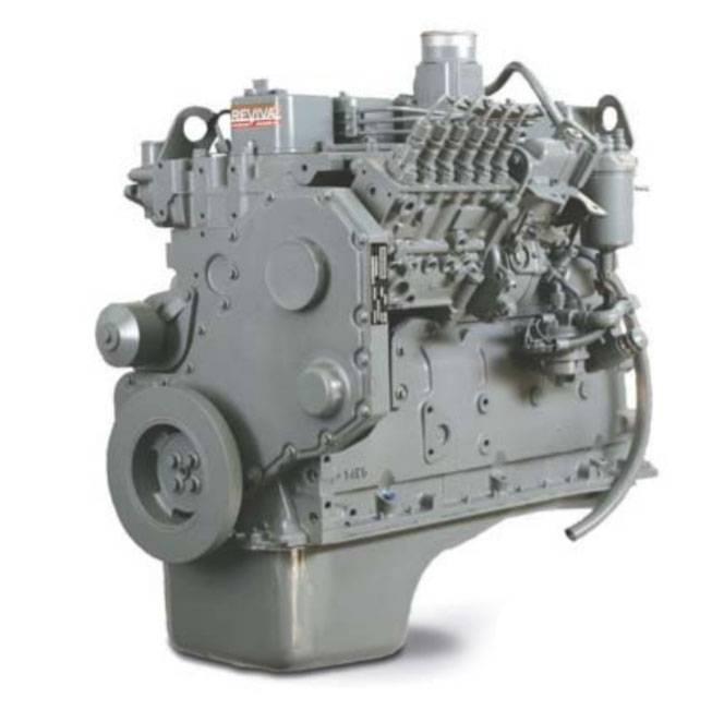 1997 Dodge Ram 1500 Engine: Reviva Complete Drop In Engine Dodge 5.9L 12V 55F5D215AM