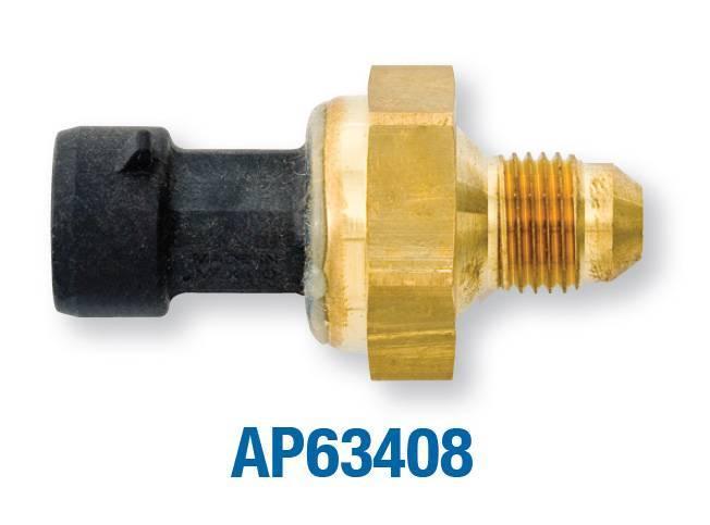Exhaust Back Pressure Ebp Sensor 05 07 Ford 6 0l