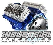 Engines - GM Duramax LLY - Industrial Injection - Reman Engines - 04.5-05 GM 6.6L LLY