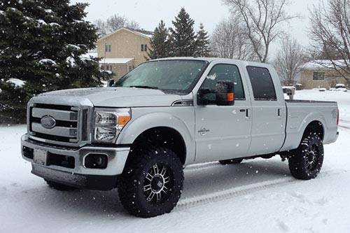 """Ram Ecodiesel Review >> 2"""" Leveling Kit - 2005-2016 Ford F250 / F350 4WD"""