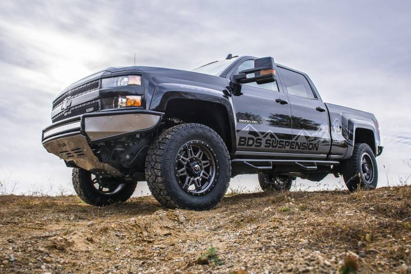 """2008 Chevy Silverado Lifted >> 2-3"""" Coilover Conversion System - 11-19 GM 2500/3500 2WD/4WD"""