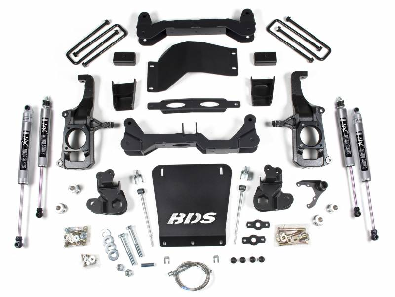 4 1 2 Suspension Lift Kit 11 19 Chevy Gmc Hd 2wd 4wd