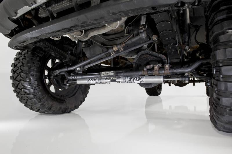 Fox Suspension Lift Kits >> 55380 - BDS Suspension - Dual Steering Stabilizer Mounting Kit - 2017+ F250/F350