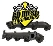 Exhaust Systems - 2011+ Ford 6.7L - BD Diesel Exhaust Manifolds - Ford 6.7L