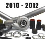 Industrial Injection - Performance Turbochargers - Dodge 6.7L - 2010 - 2012 Industrial Injection Dodge 6.7L Turbocharger Kits