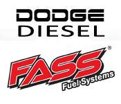 FASS - Fuel Air Separator Systems - Dodge - FASS Kits