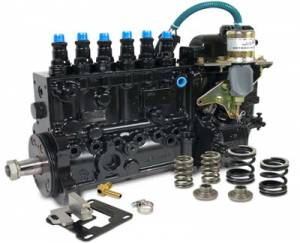 P7100 Injection Pump Upgrades - 94-98 Dodge 5.9L - P7100 Pump Fueling and Governor Upgrades - 94-98 Dodge 5.9L